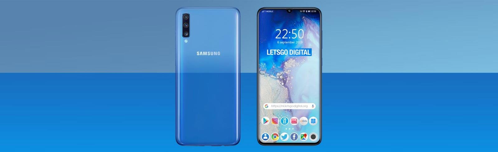 Samsung Galaxy A90 specifications leak