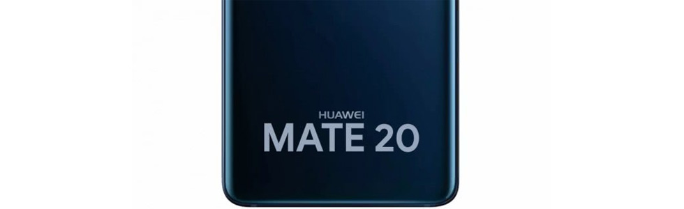 Huawei Mate 20 front panel leaks