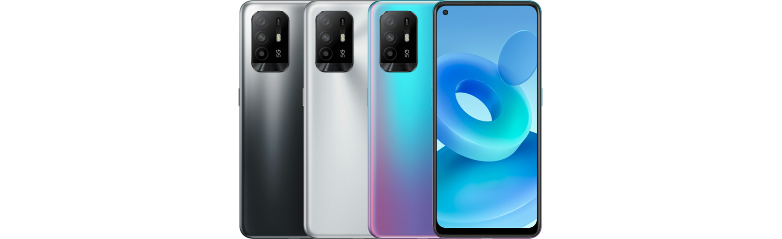 Oppo A95 5G is unveiled, almost identical to the A94 5G for Europe