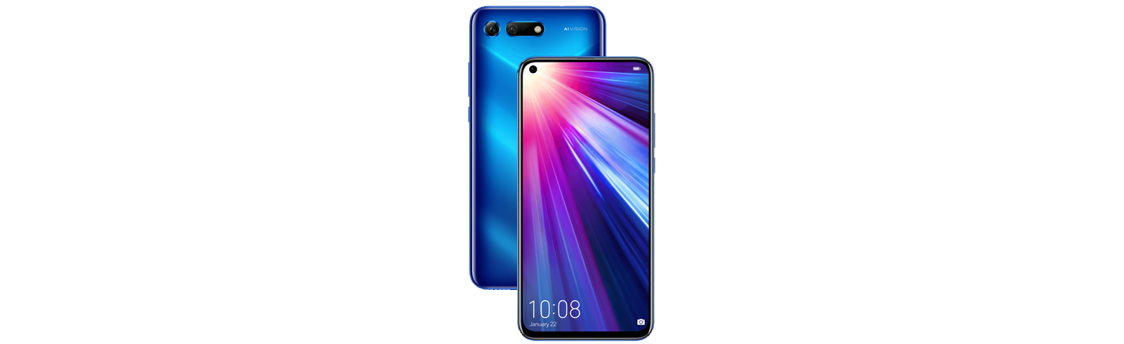 Honor View 20 goes official with a 48MP primary shooter, 6.4-inch Infinity-O display, Kirin 980