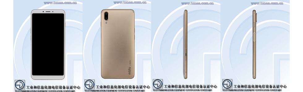Meizu E3 with the mblu brand gets certified by TENAA, almost all specs are unveiled