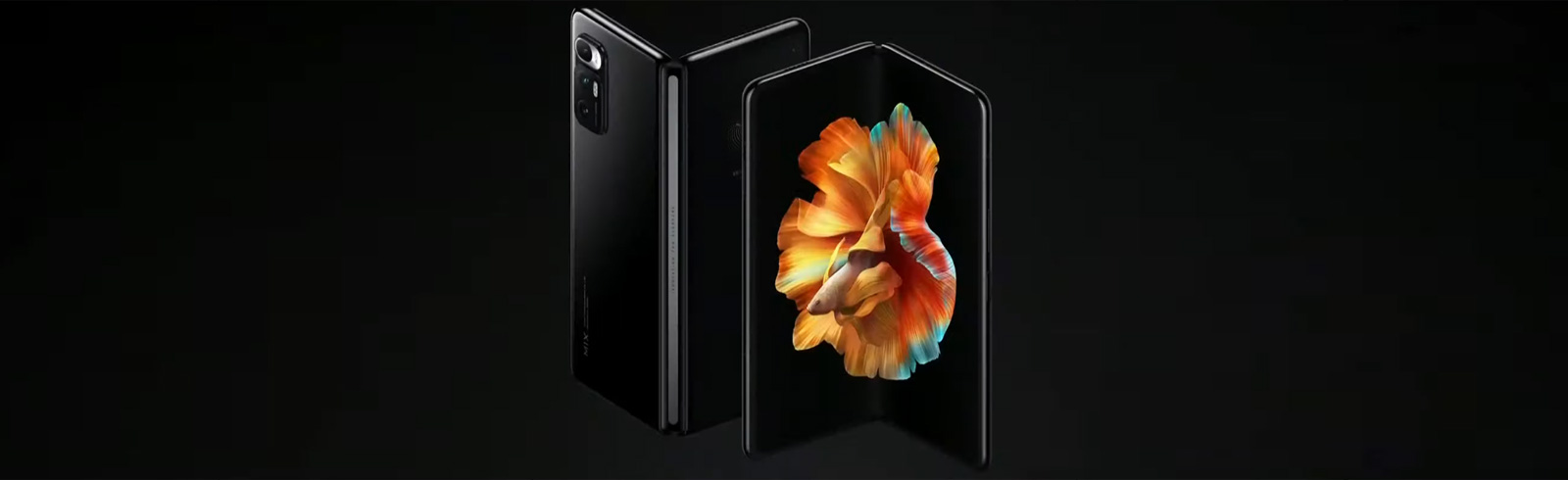 Xiaomi Mi MIX Fold is official with an 8.01-inch AMOLED foldable display
