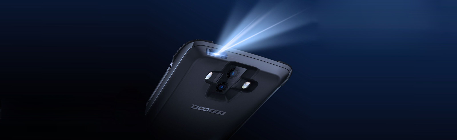 Doogee S90 to get a projector module and two other environmental ones