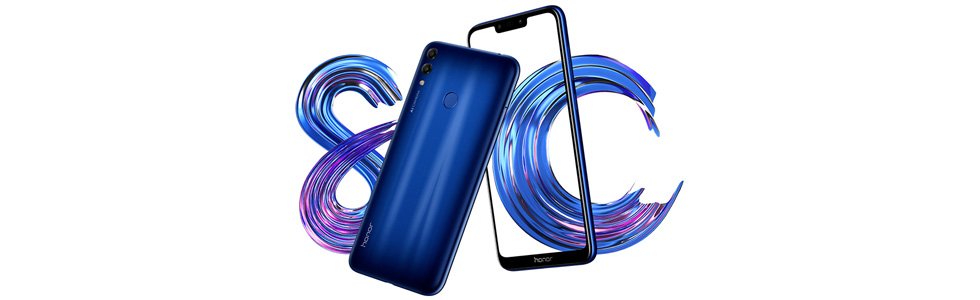 Huawei lists the Honor Play 8C on Vmall, reservations start today
