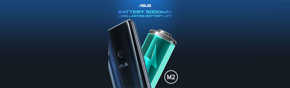 Confirmed: Asus ZenFone Max Pro M2 will pack a 5000 mAh battery