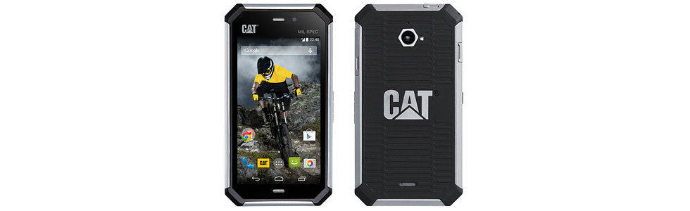 S50 is the latest rugged smartphone by CAT