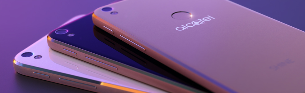 Alcatel Shine Lite offers high-end design and mid-range specs with a very affordable price