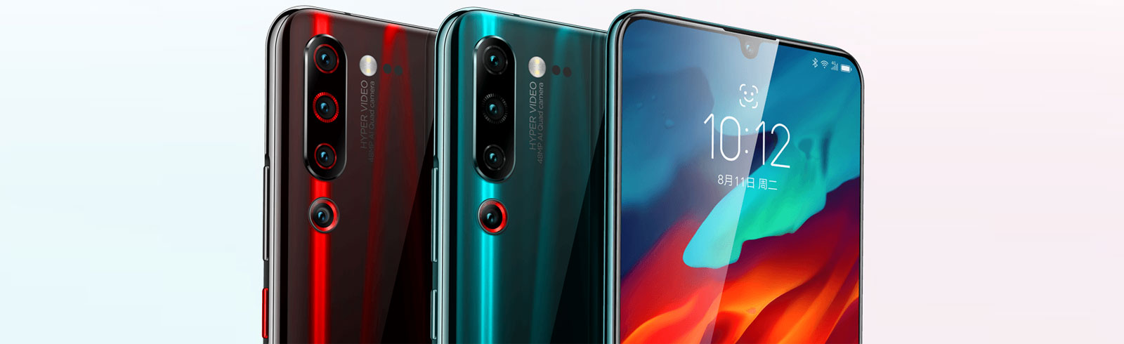 Lenovo Z6 Pro is announced with Snapdragon 855, 12GB of RAM, four cameras