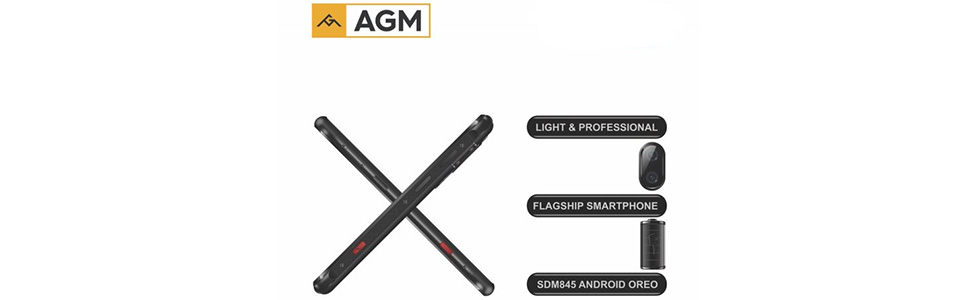 "AGM X3 partial specifications are confirmed, SD 845, 5.99"" 18:9 display, two rear cameras in tow"
