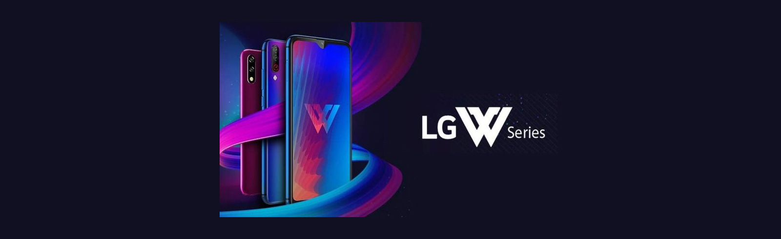 LG India launches the LG W30 Pro, LG W30 and LG W10