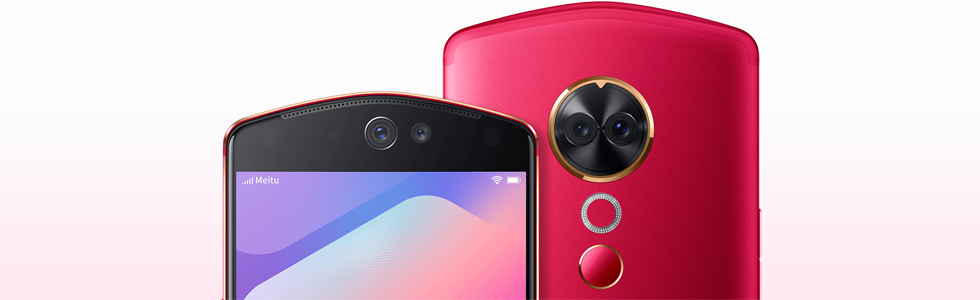 Meitu T9 offers packs dual cameras on the front and back each with OIS and PDAF