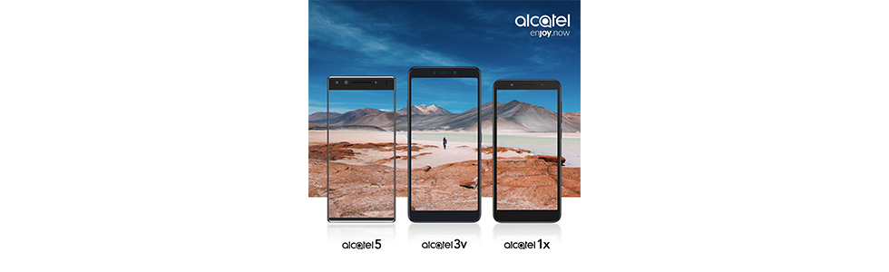 Alcatel confirms February 24th for the announcement of its new smartphone lineup