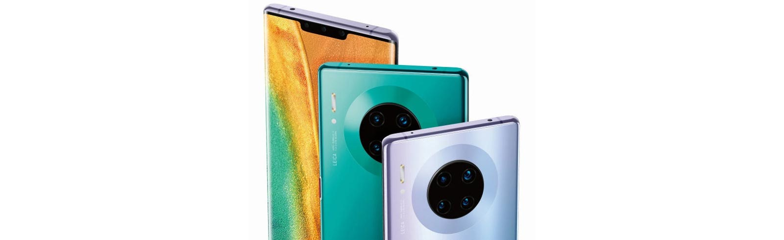 Samsung will supply OLED panels for the Huawei Mate 30 and Mate 30 Pro