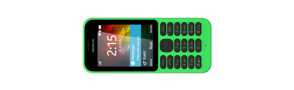Microsoft outs two Nokia-branded feature phones for just $29 a piece