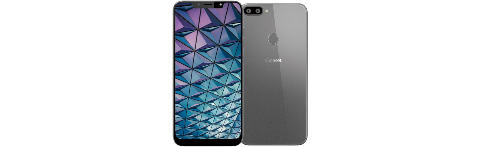 """Gigaset announces a new smartphone in Germany priced at EUR 199 with a glass back, 6.18"""" FHD+ display, 4000 mAh battery"""
