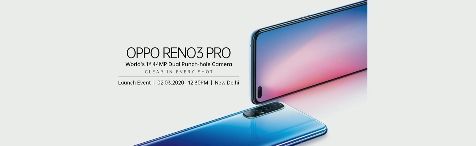 Oppo Reno3 Pro specifications and prices