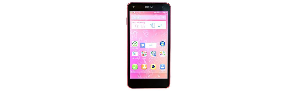 BenQ announced the BenQ52 with a Qualcomm Snapdragon 810 chipset and 1080p display
