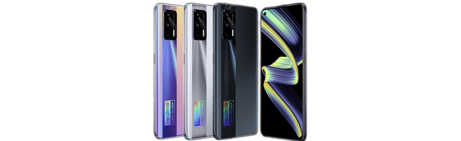 Realme X7 Max 5G - the Realme GT Neo for the global market