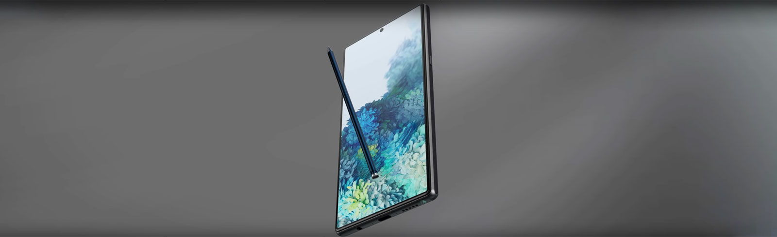 Leak: the Samsung Galaxy Note 20 series will use an LTPO backplane technology