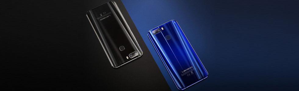 Leagoo S8 and S8 Pro are official with 18:9 displays and dual rear cameras