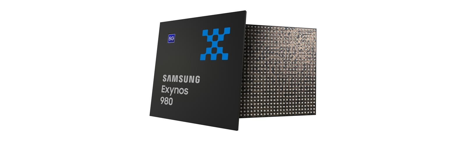 Samsung unveils its first chipset with an integrated 5G modem - the Exynos 980