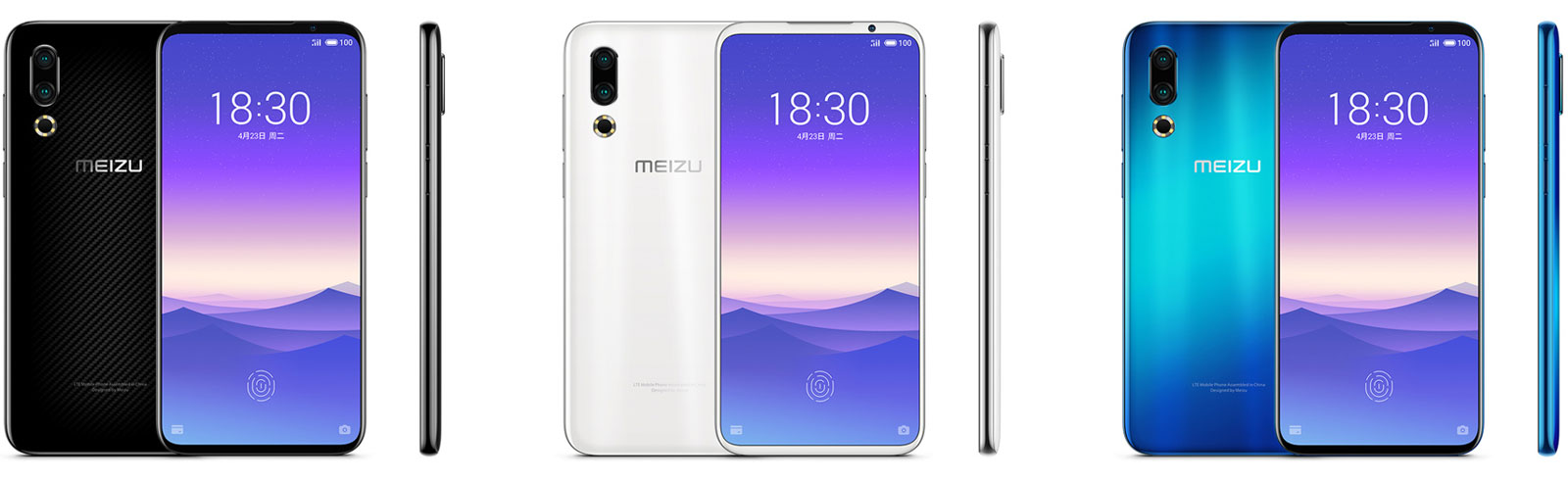 Meizu 16s is official with a Snapdragon 855 chipset and 48MP camera
