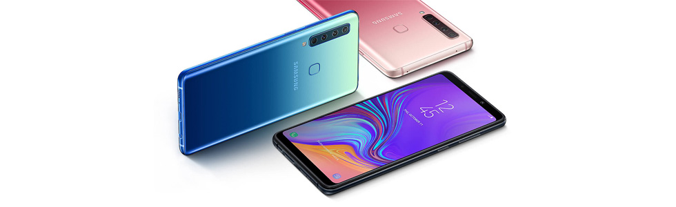 Samsung leaks out the Galaxy A9 (2018) that's due to be announced today