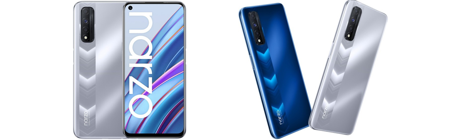 """Realme Narzo 30 is unveiled with a 6.5"""" FHD IPS display, Helio G95 chipset"""