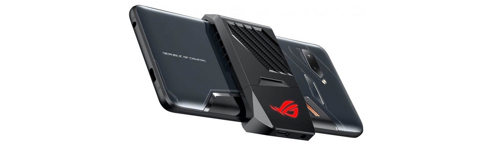 Asus unveils the ROG Phone II - a real gaming smartphone