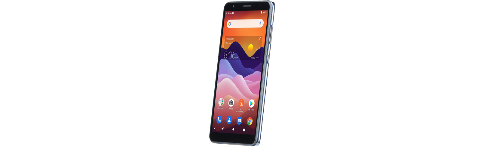 ZTE Avid 579 is a basic LTE smartphone for USD 60