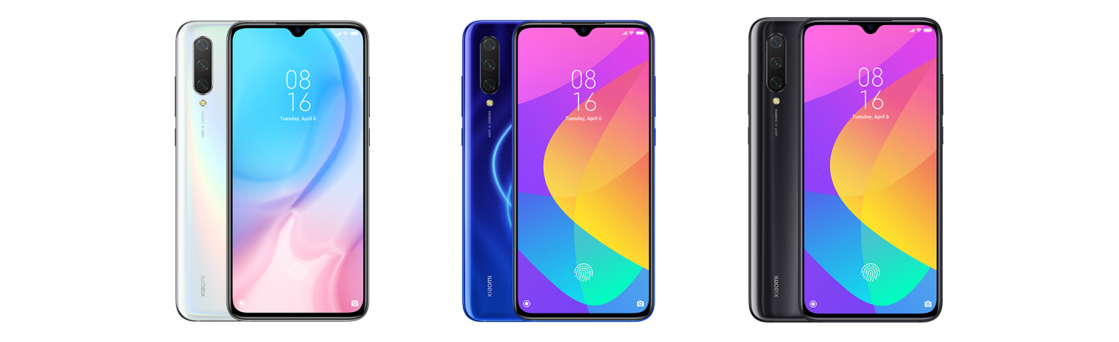Xiaomi Mi 9 Lite goes official, the Mi 9 series is now complete