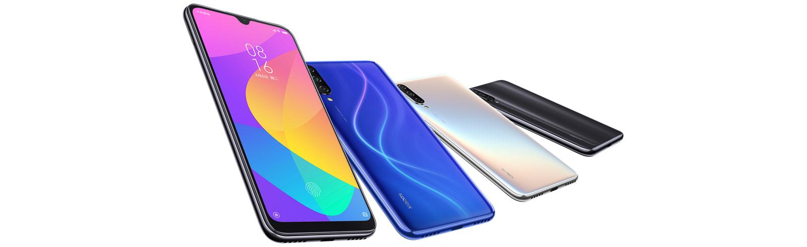 Xiaomi Mi CC9e and Mi CC9 Meitu Edition official photos