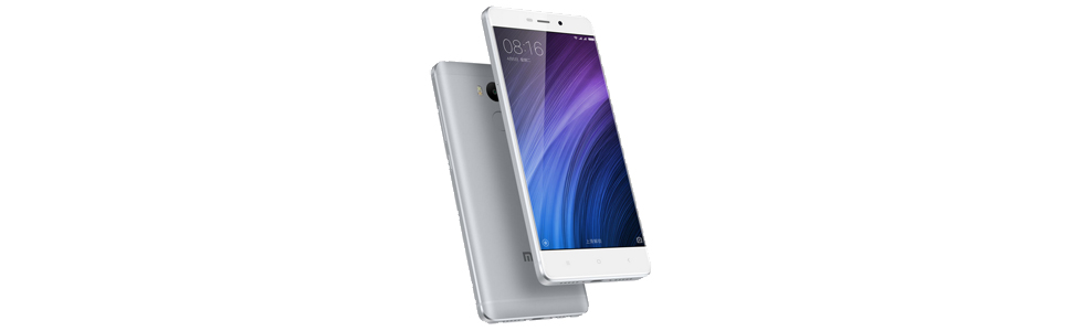 Xiaomi made the Redmi 4 official