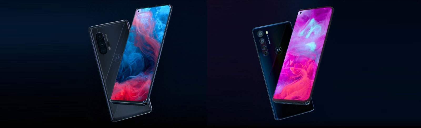 Motorola Edge and Motorola Edge+ are announced - specifications and prices