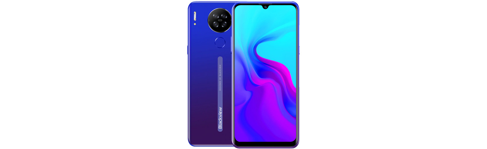 Blackview A80 and Blackview BV6900 are official - specifications and prices