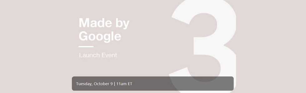 How to watch the Pixel 3 and Pixel 3 XL launch event