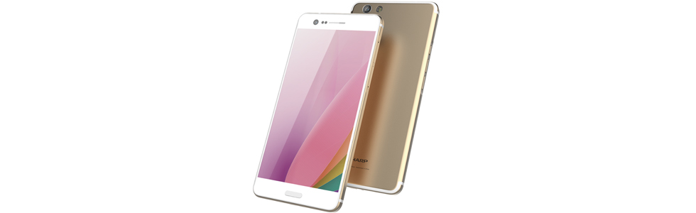 Sharp Z3 announced for the Taiwanese market, sports a 5.7-inch QHD display and a Snapdragon 652 SoC