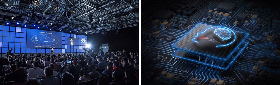 Huawei's first AI computing platform - the Kirin 970 is official