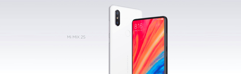 Xiaomi unveils the Mi MIX 2S with improved dual rear cameras