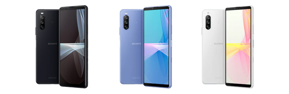 """Sony Xperia 10 III is unveiled with a Snapdragon 690 5G chipset, 6"""" FHD OLED display"""