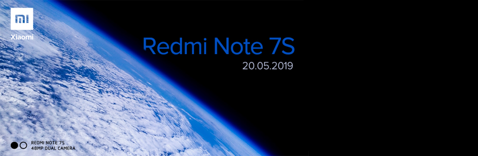 Xiaomi India will announce the Redmi Note 7S on May 20