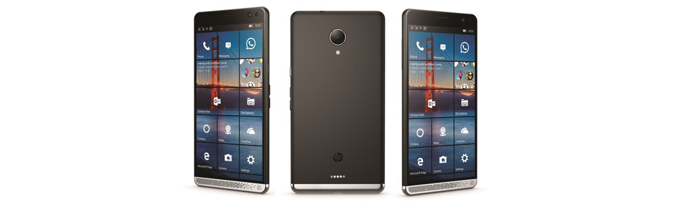 HP unveiled the Elite x3 - made for business with Windows 10 and Continuum on board