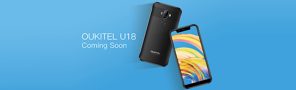 """Oukitel U18 surfaces in an official Oukitel video, features a 5.85"""" display, 4GB RAM and 64GB storage"""