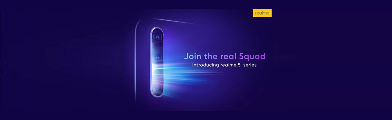 Realme 5 is scheduled for an August 20 launch