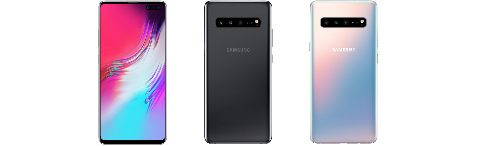 Samsung Galaxy S10 5G available in the UK via EE and Vodafone from