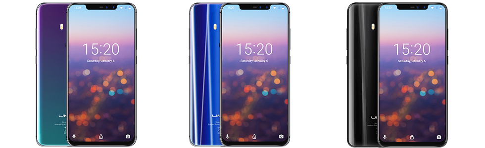 UMiDiGi Z2 and UMiDiGi Z2 Pro are official