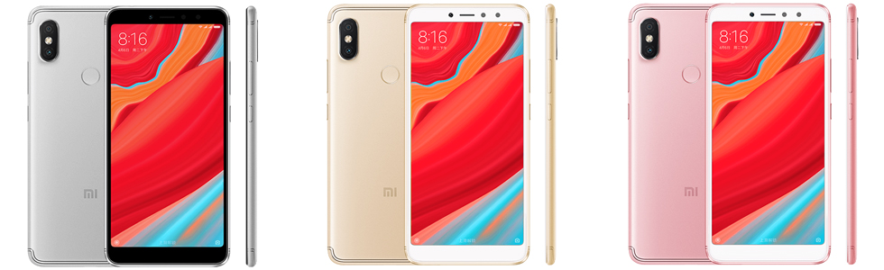 Xiaomi Redmi S2 is official, costs $157