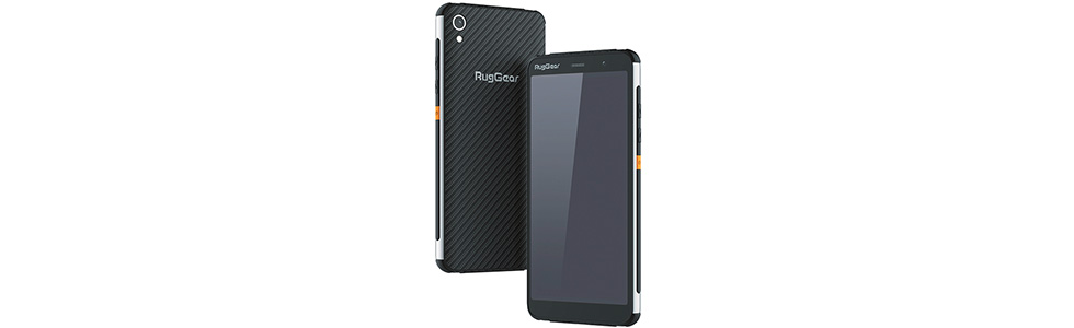 RugGear presents the RG850 with Android 8.1 Oreo, 18:9 screen, PTT support, IP68