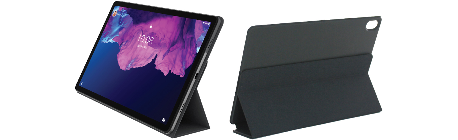 """Lenovo unveils the Tab P11 tablet with an 11"""" IPS FHD+ display, Snapdragon 662 chipset, quad speakers"""