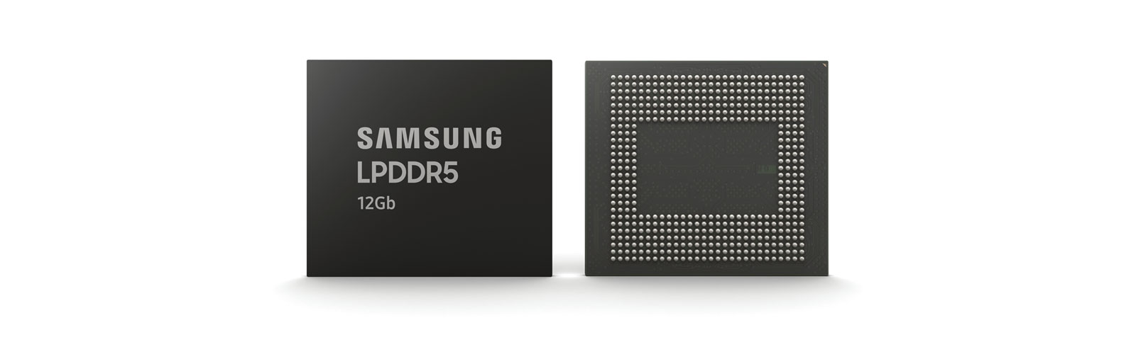 Samsung starts mass production of the world's first 12GB LPDDR5 Mobile DRAM